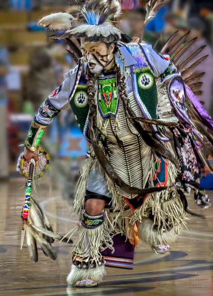 Pow Wow Regalia Southwestern Drum|Wall Decor fleblanc