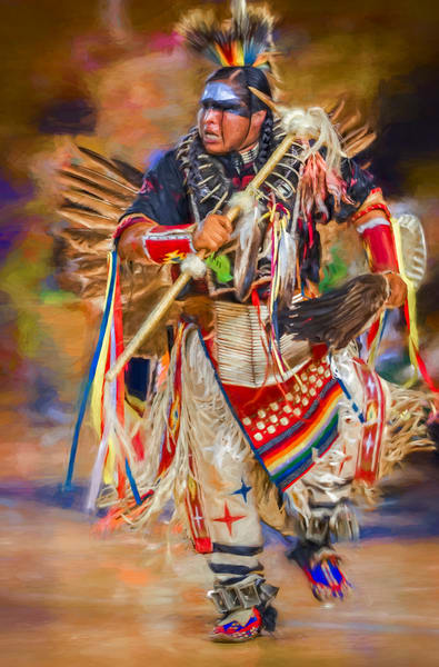 Pow Wow Regalia Culture Competition|Wall Decor fleblanc