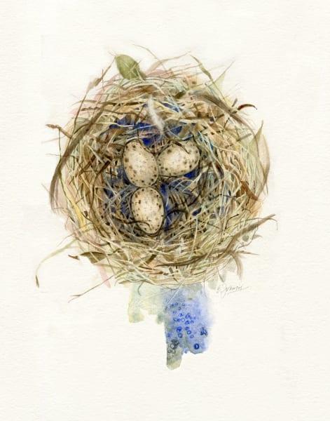 John Miz Nest II by Ernie Francis | SavvyArt Market art print