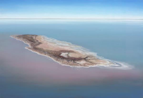 Pelican Island by Jenny Greentree