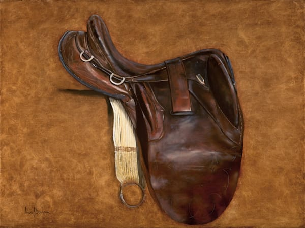 Stock Saddle #2
