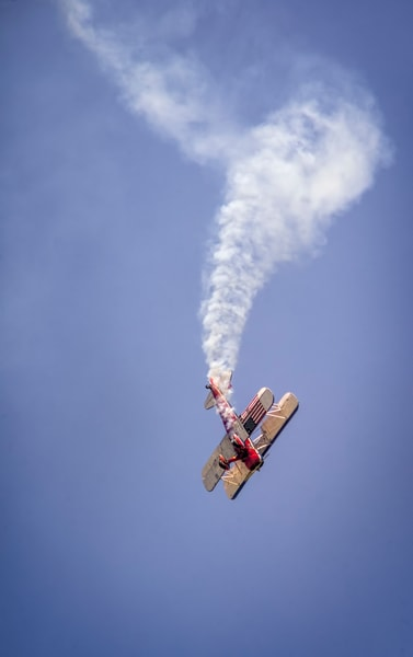 Aerobatics Biplane Airshow Gravity Smoke Precision Stunt fleblanc