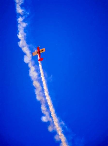 Aerobatics Airshow Smoke Flying Texture Precision Stunt fleblanc