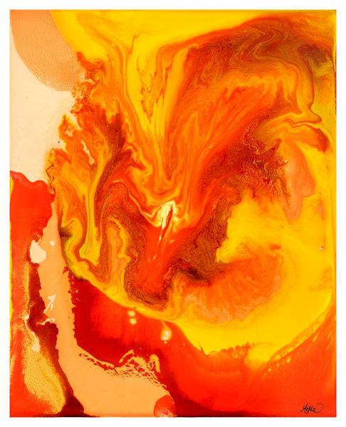 Nectar Original Abstract Art