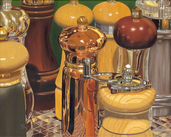 """What A Grind"" Art   Terri Davis Gallery"