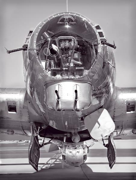 B-17 Flying Fortress Strategic Bomber Restored Aircraft fleblanc