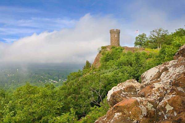 Castle Craig on East Peak in Meriden