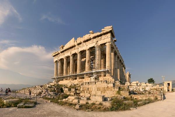 Acropolis Parthenon - Athens - Greece