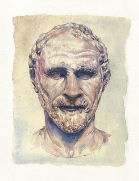 Demosthenes by Ernie Francis | SavvyArt Market art print