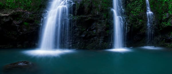 Paradise Pools, Hawaii Fine Art Photography Print