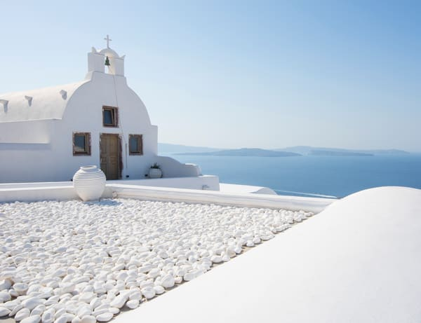 Greece Fine Art Landscape Photography by Brad Scott