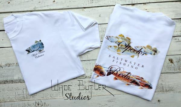 """Specks & Reds"" T-shirt"
