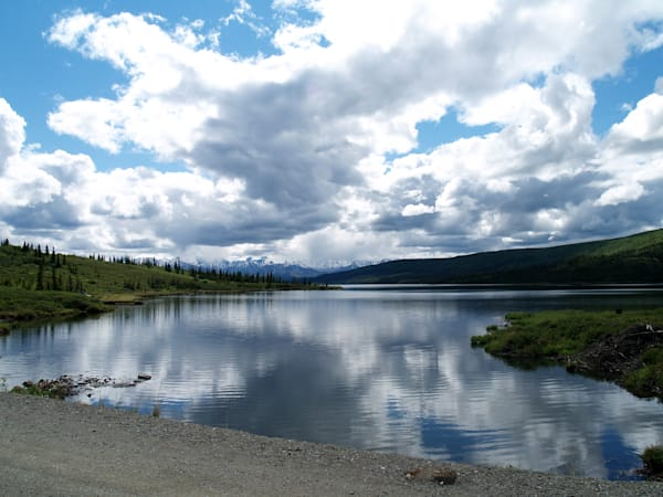 Lake Wonder--Alaska