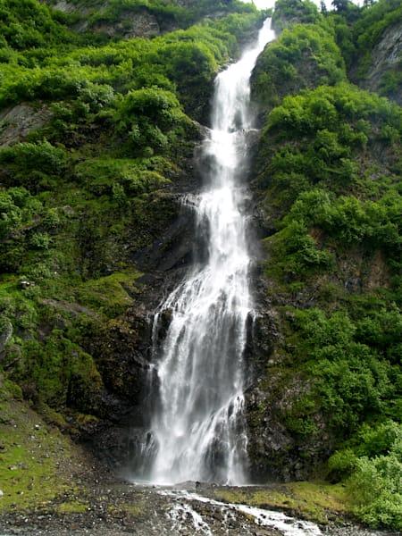 Bridal Falls--Alaska