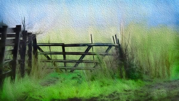 Farm Ranch Rural Rustic Texture Decor|Wall Decor fleblanc