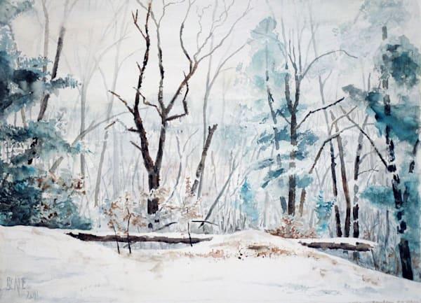 Tennessee Snow Art | David Beale
