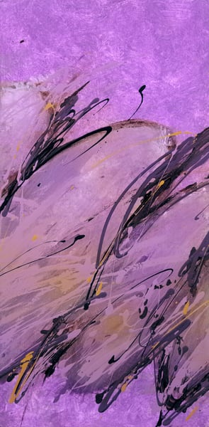 Prints of Lavender Clouds 2 by Christine Nye