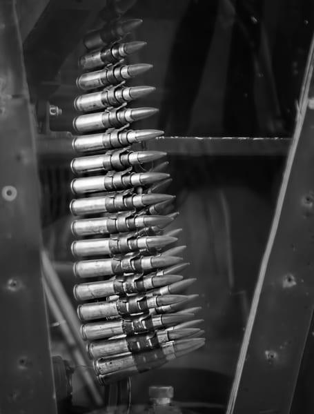 B-24 Liberator Ammo B-24 50 Cal Guns Restored Aircraft fleblanc