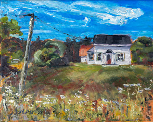 PEI Homestead Drive-by