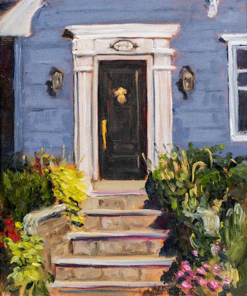 Burlington Home Entranceway