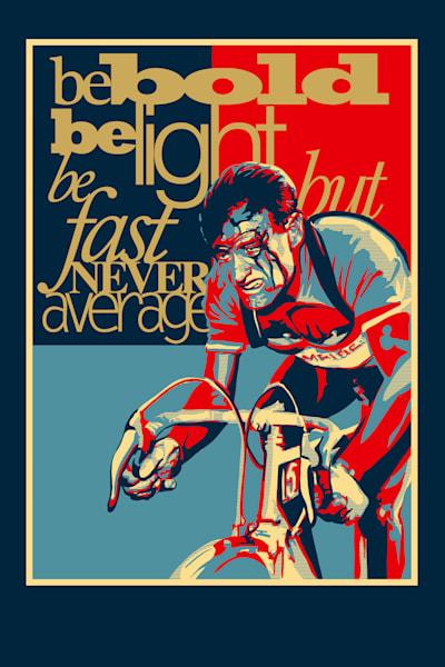 Hard as Nails, cycling art, vintage cycling, vintage Tour de France, motivational art, cycling slogan, slogan art, cyclist, retro cycling, vintage bike art,