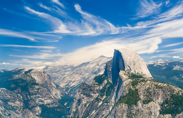 Halfdome, California, USA