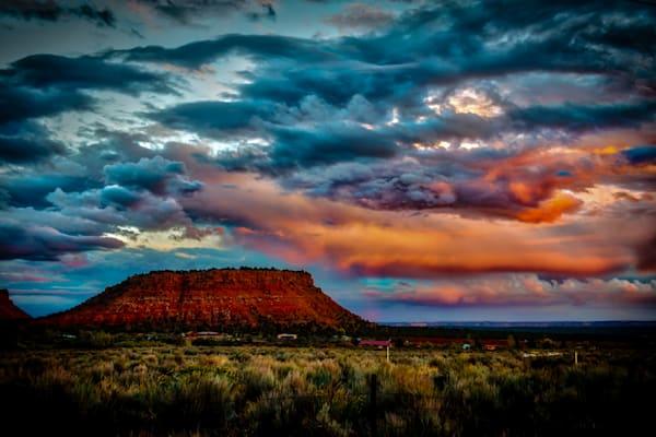 Kanab Sunset #3 Fine Art Photograph | JustBob Images