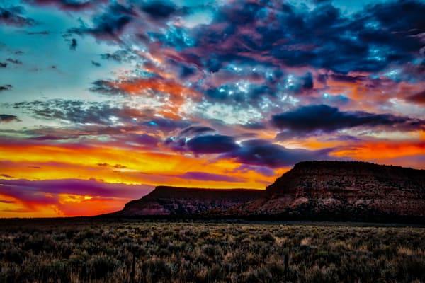 Kanab Sunset #4 Fine Art Photograph | JustBob Images