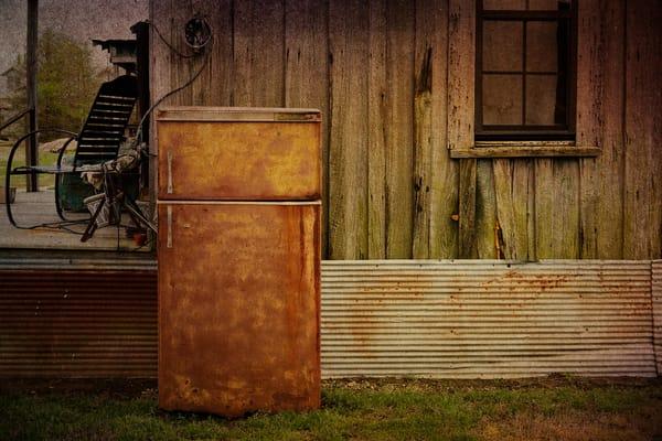 outdoor refrigerator