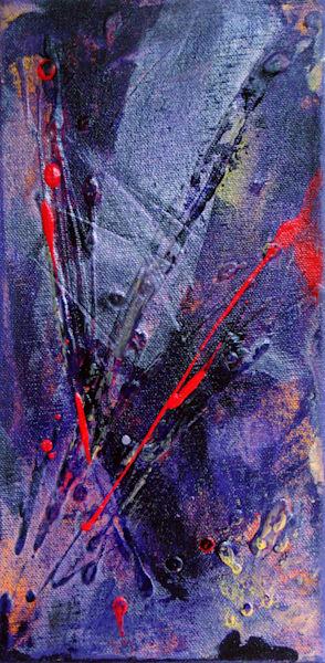 Prints of Lavender Depths 3 by Christine Nye