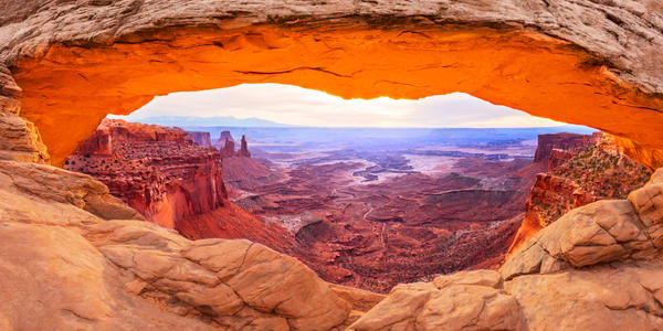Morning Glow, Canyonlands Fine Art Photography Print