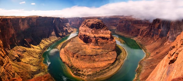 Shifting Time, Horseshoe Bend Fine Art Photography Print