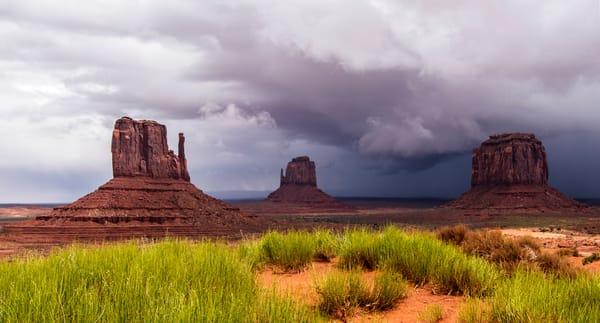 Light & Dark Monument Valley Fine Art Photo print