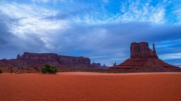 Monument Valley Dunes Fine Art Photography Print