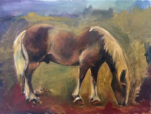 Biltmore Horse - Study