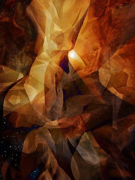 Cosmic Origami Art | ArtfulPrint