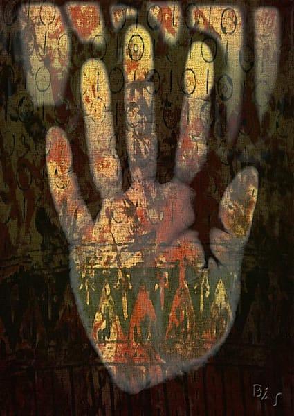 The Healing Hand Art | ArtfulPrint