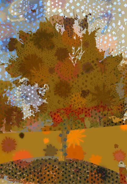 Fall Cutout