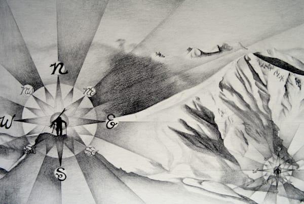 Explorer Art | Gnarwhal Designs