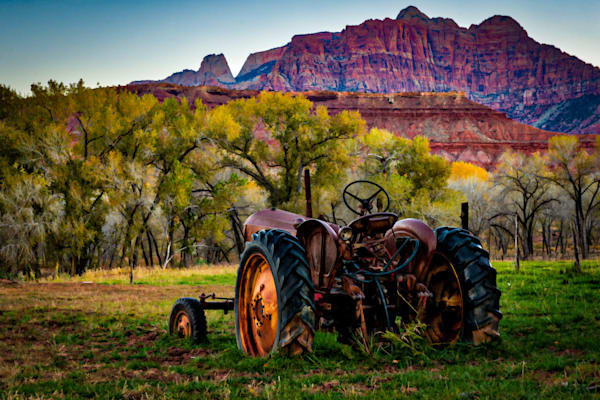 """Grafton Ghost Town #3"" Fine Art Photograph 