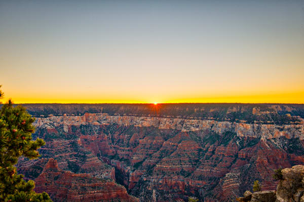 Grand Canyon Sunrise Fine Art Photograph | JustBob Images