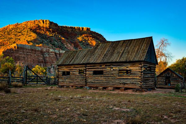 Grafton Ghost Town #3 Fine Art Photograph | JustBob Images