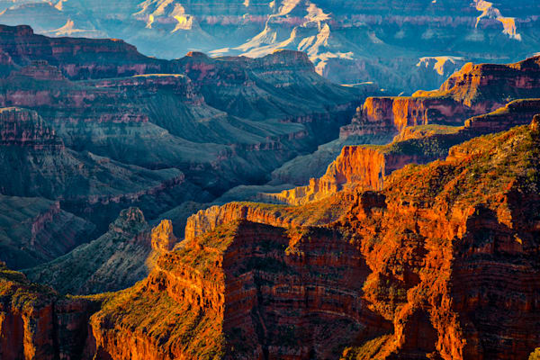 """Grand Canyon North Rim #4"" Fine Art Photograph 