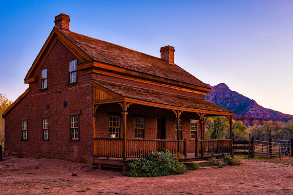 """Grafton Ghost Town #1"" Fine Art Photograph 