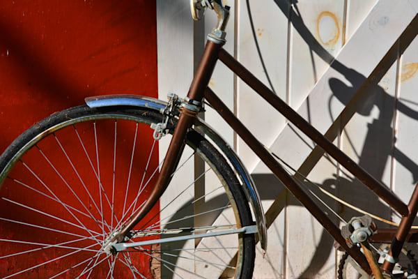 """Bike Shadows"""