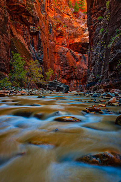 The Narrows #3 Fine Art Photograph | JustBob Images