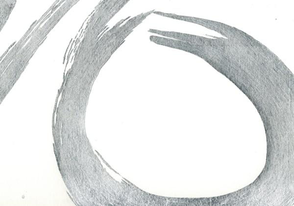 Silver Wave VI by Karen Mayer | SavvyArt Market art print