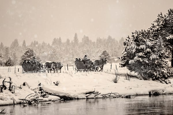 Christmas Photographs | Fine Art Prints on Canvas, Paper, Metal & More by Mike Jensen