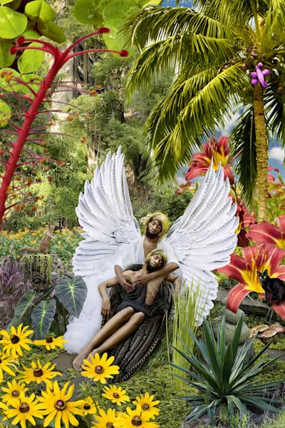 Angel of Avenue D