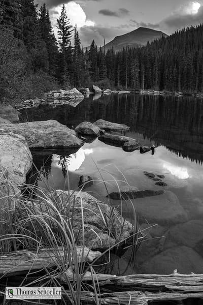 Scenic Black and White landscape photography from Colorado's Rocky Mountain's/Quality monochrome images by one of the modern masters